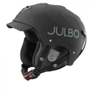 Slidinėjimo šalmas Julbo ROCKER, juodas Ski helmets