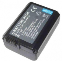 Sony, baterija NP-FW50 Camera chargers/batteries