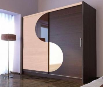 Spinta Jola VI Miegamojo baldai