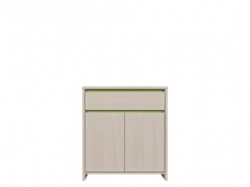 Spintelė KOM2D1S Furniture collection numlock