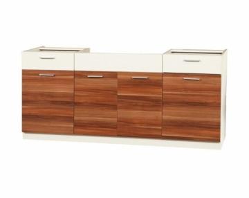 Spintelė apatinė KSD52 Virtuvės spintelių kolekcija Simple