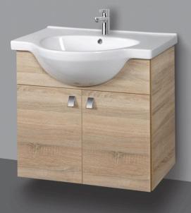 Cabinet vanity Riva75 SA75-11 sonoma Bathroom cabinets