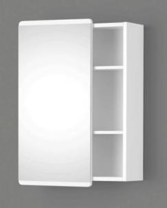 Spintelė su veidrodžiu Riva SV52 (viršutinė) Vonios spintelės