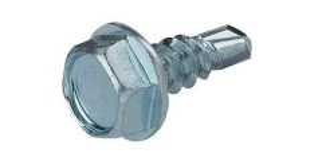 Sraigtas 4.2x19 DIN7504K (su gr. iki 5mm) cink. Self-drilling din 7504 k, galvanized (at the met until 5 mm.)