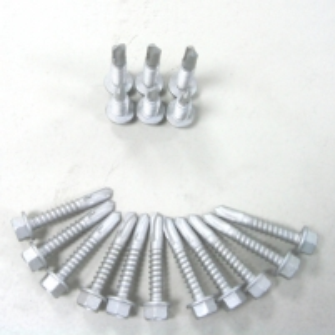 Sraigtas 5.5x32 DIN7504K (su gr. iki 5mm) cink. Self-drilling din 7504 k, galvanized (at the met until 5 mm.)