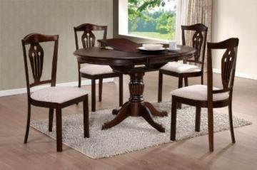 Stalas William Mediniai valgomojo stalai