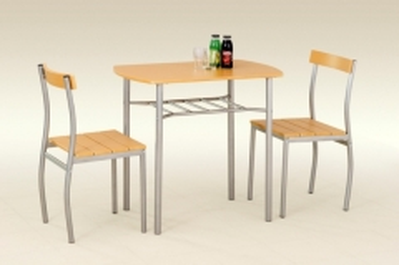 Stalas su kėdėm LANCE (bukas)