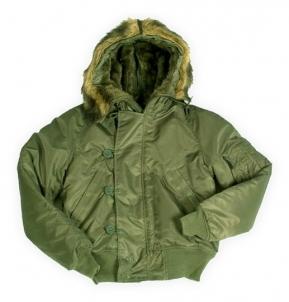 Striukė 'Aliaska' N2B chaki Helikon-Tex Kariškos куртки, куртки