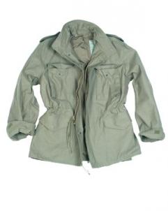 Striukė M65 NYCO chaki TEESAR Inc. Oryginał USA Soldier jackets, jackets
