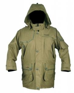 Striukė ilga taktinė GRAFF - Brateks - 633-B chaki spalva Kariškos jakas, žaketes