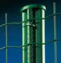 Fence posts BEKACLIP (hot dipped galvanized) 38x1.50x2000 PVC
