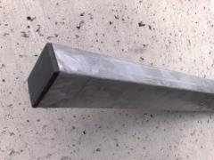 Stulpas karštai cinkuotas 60x40x3500
