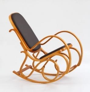 Supamas fotelis MAX BIS PLUS (alksnis) Foteliai ir pufai