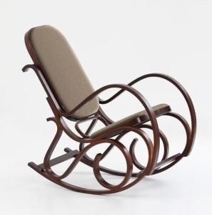 Supamas fotelis MAX BIS PLUS (riešutas) Foteliai ir pufai