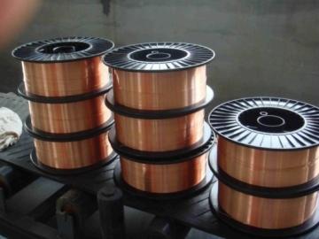 Suvirinimo viela HTW-50 0.8mm (5kg) Metināšanas stieples