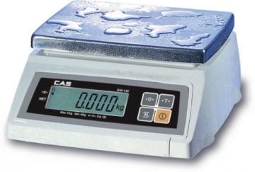 Svarstyklės CAS SW-10 Galda svari