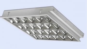 Šviestuvas lium. PAR 4x18 EVG/IP20 p/t