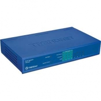 TRENDNET 8-PORT 10/100MBPS POE SWITCH (4