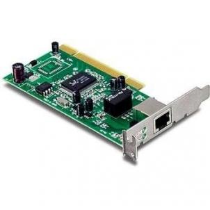 TRENDNET LOW PROFILE GIGABIT PCI ADAPTER Modules transiver computers