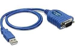 TRENDNET USB TO SERIAL CONVERTER