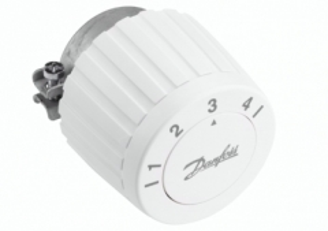 Termostatinė galva FJVR Heating systems management
