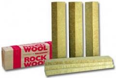 Akmens vata FASROCK LL 180x200x1200 Tinkuojamų fasadų izoliacija