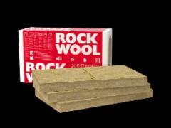 Dual-density rigid slab for external wall systems Frontrock MAX E 1000x600x80
