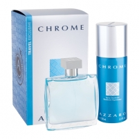 Azzaro Chrome EDT 100ml (set)