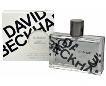 Tualetes ūdens David Beckham Homme EDT 50ml