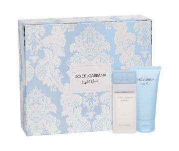 Tualetes ūdens Dolce & Gabbana Light Blue EDT 25ml (komplekts 1) Kvepalų ir kosmetikos rinkiniai