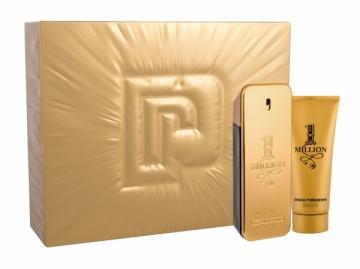 Tualetinis vanduo Paco Rabanne 1 Million EDT 100ml (rinkinys 3) Kvepalų ir kosmetikos rinkiniai