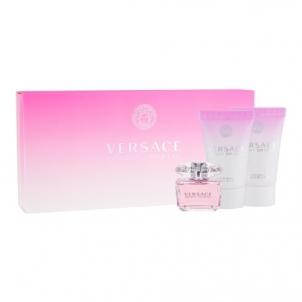 Tualetes ūdens Versace Bright Crystal EDT 5ml (komplekts)