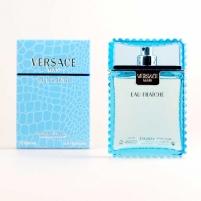 Tualetinis vanduo Versace Man Eau Fraiche EDT vyrams 100ml