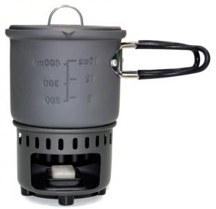 Turistinė viryklė Esbit Cookset 585 ml Maisto gaminimo įranga