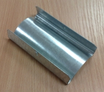 Tvirtinimo elementas CD01 (išilginė jungtis)