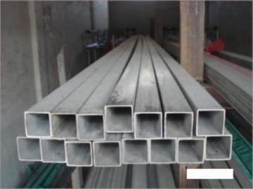 Vamzdžiai prof.100x100x5 Kvadrātveida caurules stūriem
