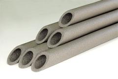 Vamzdžių izoliacija MIRELON d 22-6mm Pūsto polietileno kevalai