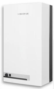 Vandens šildytuvas NIBE-BIAWAR QUATTRO OW-E150.7A 150L vertikalus, pakabinamas Kombinētās ūdens sildītāji