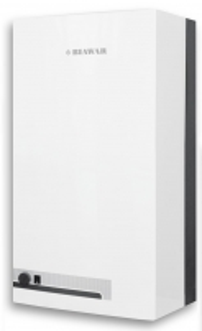 Vandens šildytuvas NIBE-BIAWAR QUATTRO OW-E150.7A 150L vertikalus, pakabinamas