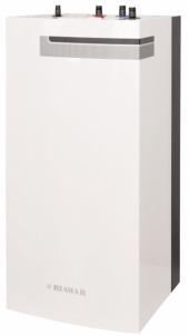 Vandens šildytuvas NIBE-BIAWAR QUATTRO W-E150.74 150L vertikalus, be teno, pastatomas Kombinuoti vandens šildytuvai