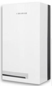 Vandens šildytuvas NIBE-BIAWAR QUATTRO W-E150.7A 150L vertikalus, be teno, pakabinamas Kombinuoti vandens šildytuvai