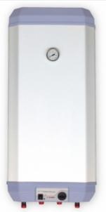 Vandens šildytuvas NIBE-BIAWAR VIKING PLUS E-150 150L vertikalus, pakabinamas Kombinuoti vandens šildytuvai
