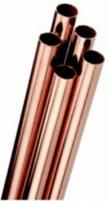Varinis vamzdis, kietas, d 22 Vara caurules apkurei un formas daļas