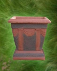 Flowerpot, H-50 cm Decorative concrete products