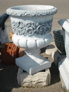 Flowerpot, H-64 cm Decorative concrete products