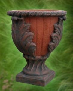 Flowerpot, H-74 cm Decorative concrete products
