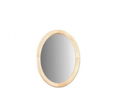 Veidrodis LA110 Mirrors with wooden frames