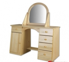 Veidrodis LT107 Mirrors with wooden frames