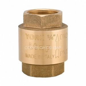 Vertikalus atbulinis vožtuvas ITAP be tinkliuko, d 1''. Check valves