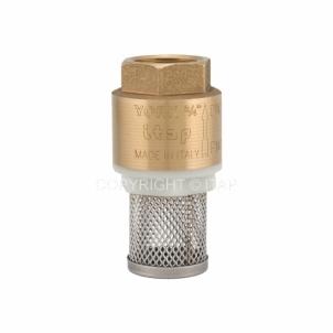 Vertikalus atbulinis vožtuvas ITAP su plastikiniu tinkliuku, d 1'' Check valves